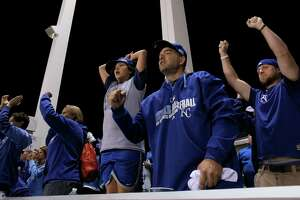 When Royals were sub-.500 in July, who saw this coming? - Photo