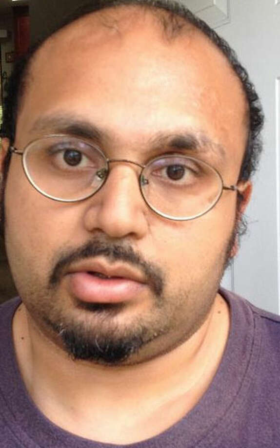 Daryl Rudra Sharma, pictured in a King County Sheriff's Office photo.