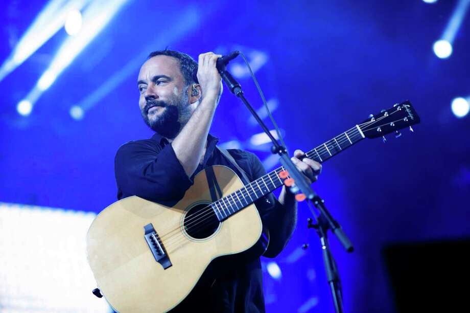 Dave Matthews has sold more tickets at the Cynthia Woods Mitchell Pavilion than any other performer. He also has the record for most concerts -- 21. Make that 22 shows now. (Pictured at a July 4, 2014, concert in Chicago.) Photo: Paul Natkin, Contributor / 2014 Paul Natkin