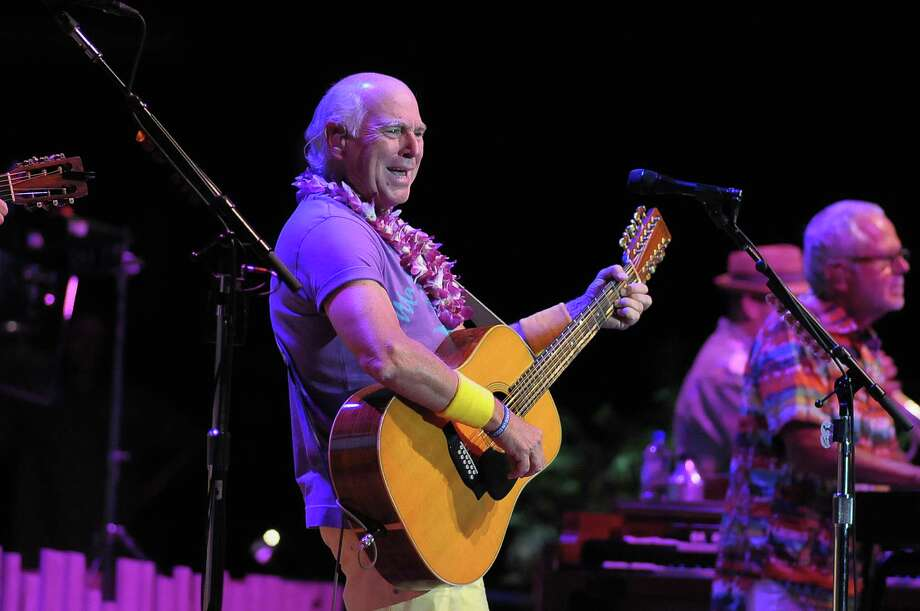 Jimmy Buffett holds the record for highest box office receipts at the Cynthia Woods Mitchell Pavilion in The Woodlands. His May 29, 2014, performance was his 19th at the pavilion. Photo: Â Tony Bullard 2014, Freelance / © Tony Bullard & the Houston Chronicle