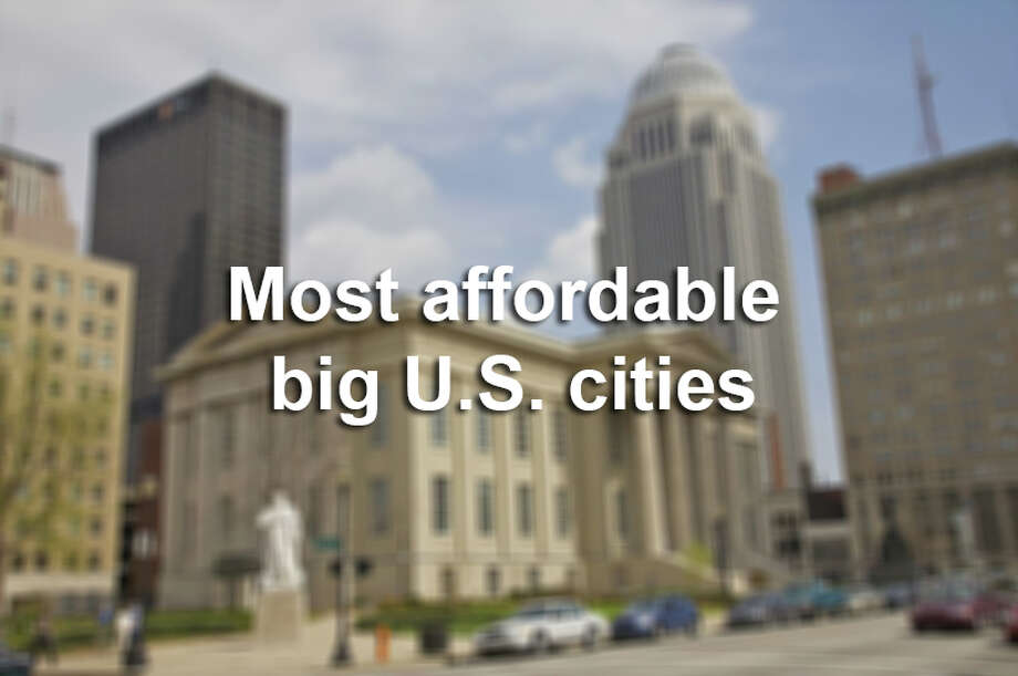 Yahoo! Finance identified the 10 U.S. cities with more than 250,000 residents with the lowest living costsScroll through the slideshow to see the top 10. Photo: Barry Winiker, Getty Images / (c) Barry Winiker