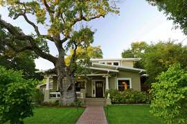 The home at 230 E. Napa St. in Sonoma is a three-bedroom Craftsman dating back to 1916, with modern upgrades.