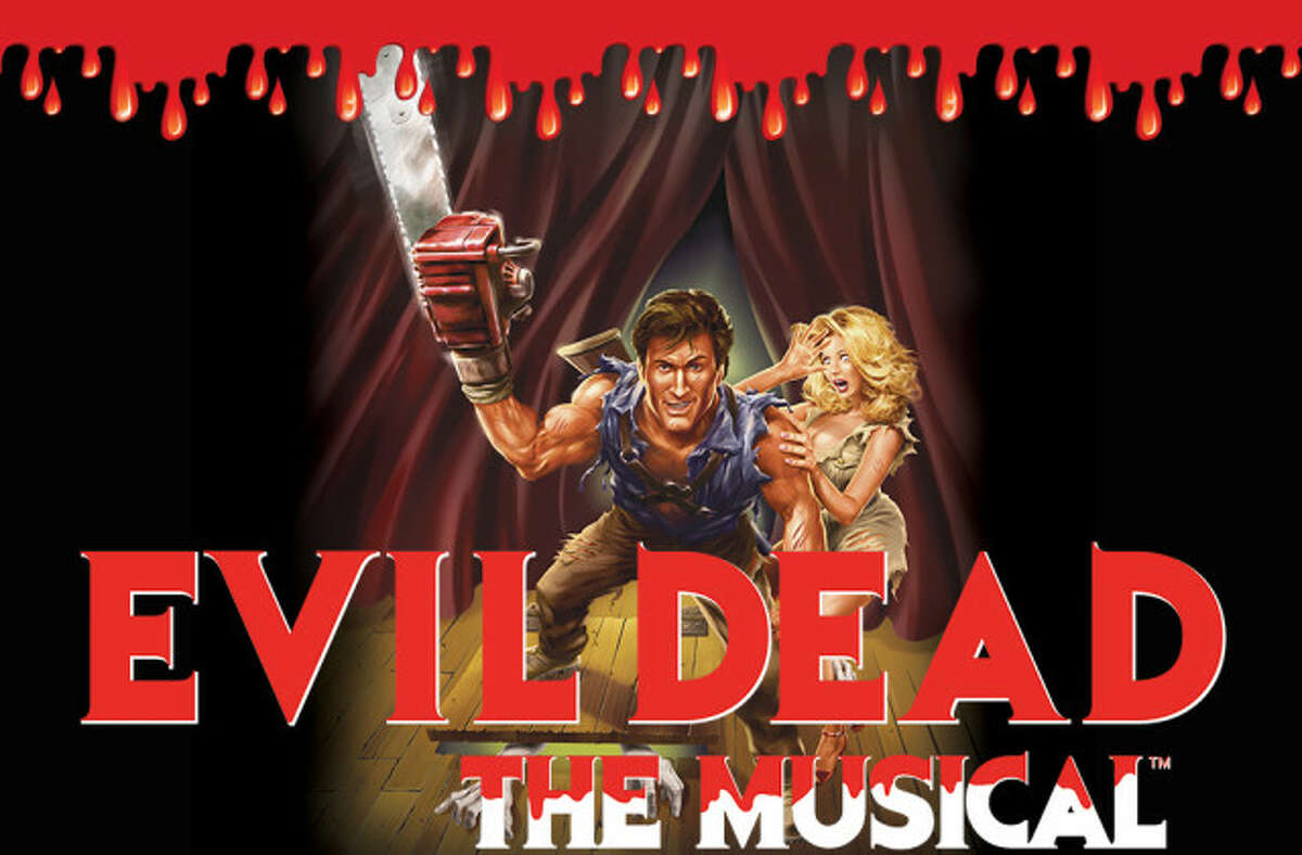 FRIDAY-SATURDAY: 'EVIL DEAD: THE MUSICAL' When: 7:30 p.m.,Dec. 30 - 31 Where: Port Arthur Little Theatre, 4701 Jimmy Johnson Blvd., Port Arthur Cost: $20 Info: Five college students fo to an abandoned cabin in the woods and accidentally unleash an evil force that turns them all into demons. The production includes audience