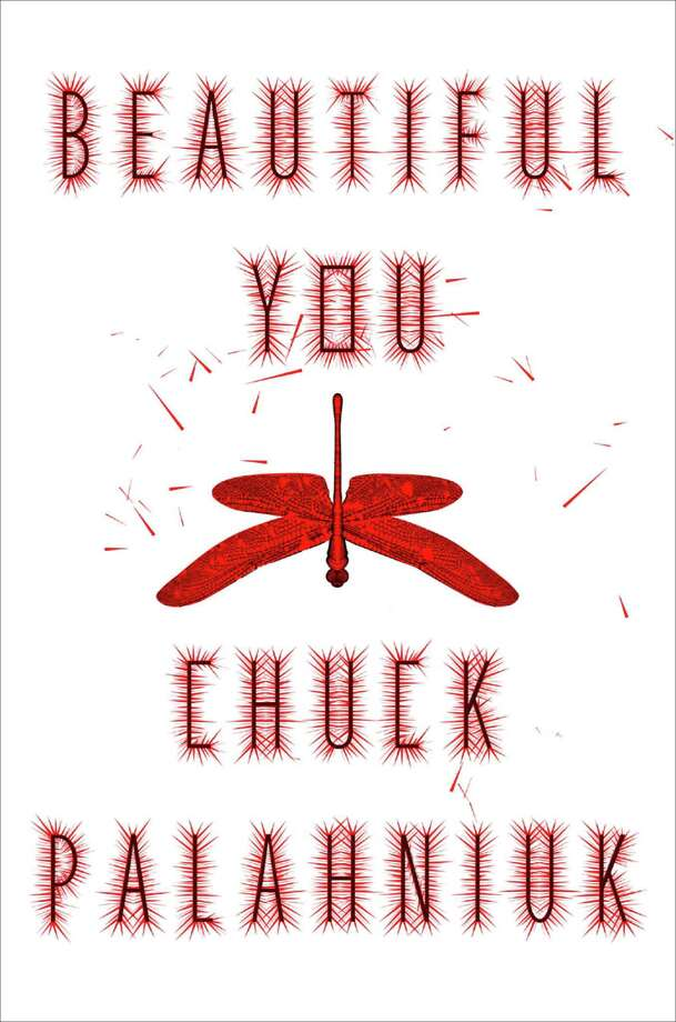 """Fight Club"" author Chuck Palahniuk's new novel, ""Beautiful You,"" is about the vast marketing possibilities of the female orgasm. Palahniuk, who is the author of 13 previous books of fiction including  ""Lullaby,"" ""Damned"" and ""Snuff"" and two nonfiction works, will be in Saratoga Springs on Saturday to read from the new book. (Courtesy of the author)"