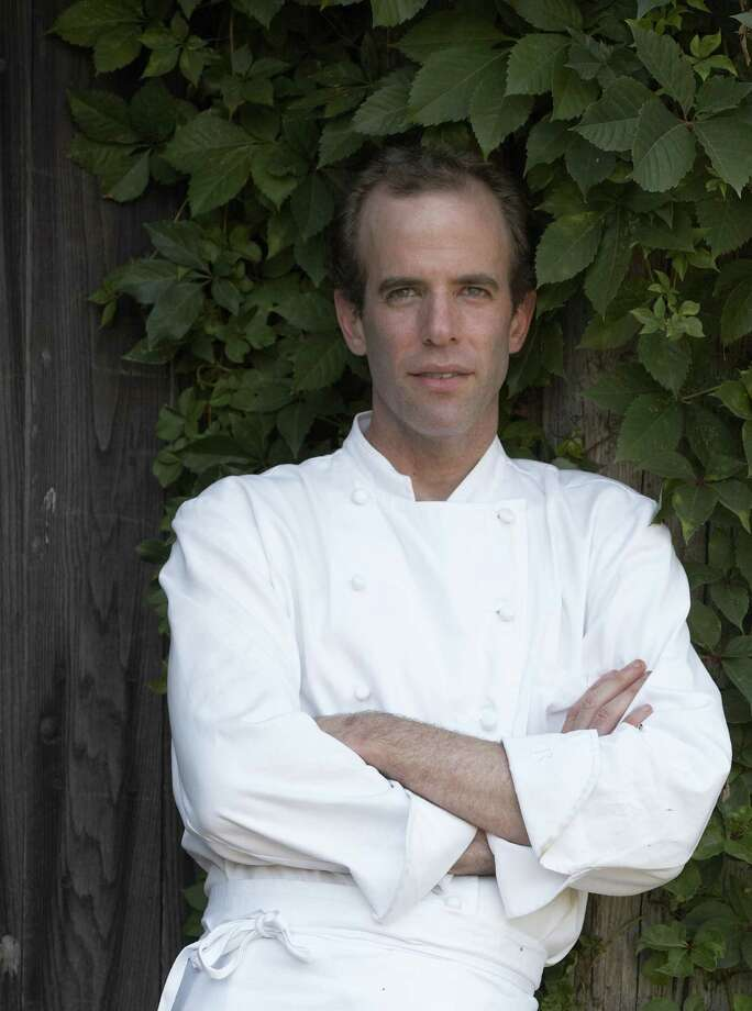 Dan Barber, chef-owner of Blue Hill at Stone Barns in Pocantico Hills, Westchester County. (Publicity photo by Susie Cushner/BHSB) / Susie Cushner