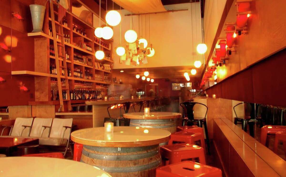 Amelie Wine Bar claims it is a