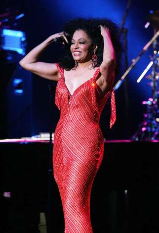 NEW YORK - APRIL 6:  Singer Diana Ross performs to a sold-out crowd at the Theater at Madison Square Garden April 6, 2007 in New York City.  (Photo by Scott Gries/Getty Images) *** Local Caption *** Diana Ross Photo: Scott Gries, Getty Images / 2007 Getty Images