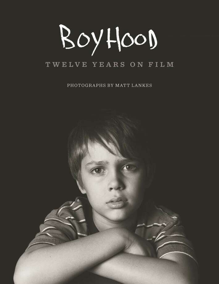 "A new book from the University of Texas Press presents more than 200 images taken over 12 years on the set of director Richard Linklater's critically acclaimed film, ""Boyhood."" ""Boyhood: Twelve Years on Film"" features photos by Austin-based photographer Matt Lankes, along with commentary by Linklater, actors Ethan Hawke, Patricia Arquette, Ellar Coltrane and others to create a behind-the-scenes portrait of the film. Photo: Photographs From Boyhood: Twelve Years On Film (Copyright © 2014 Boyhood Inc. And IFC Productions I, L.L.C.) Used By Permission Of Matt Lankes. For More Information Visit Www.utexaspress.com."