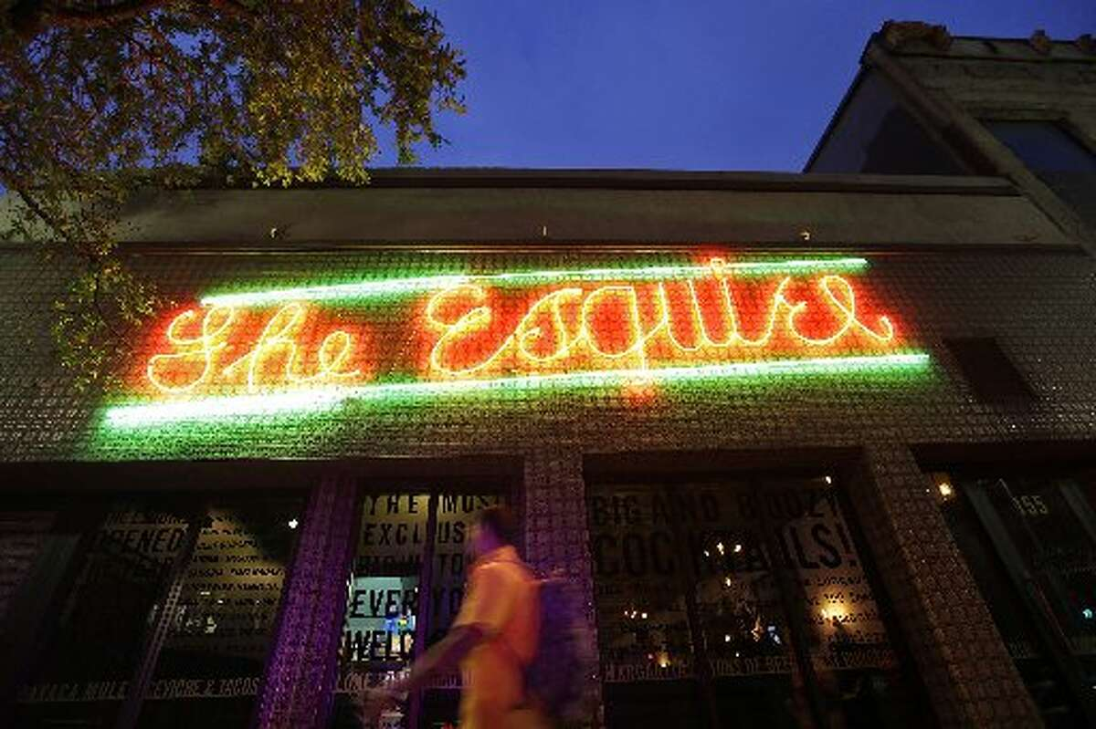 2. The Esquire Tavern is the oldest bar on the River Walk. It opened on Repeal Day, December 5, 1933.