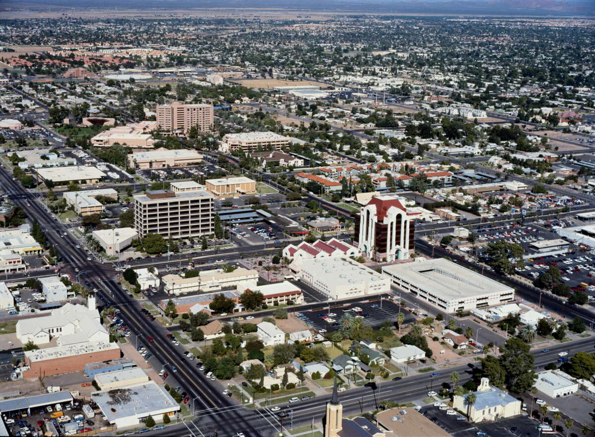 No. 9: Mesa, Arizona Source:Movoto