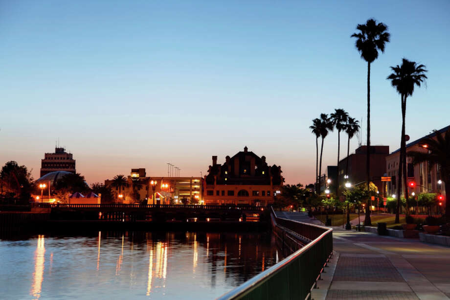 25) Stockton, California Total score: 59.99Travel cost & hassle rank: 51Local cost rank: 46Attractions rank: 77Weather rank: 2Activities rank: 51 Photo: Denis Jr. Tangney, Getty Images / (c) Denis Jr. Tangney