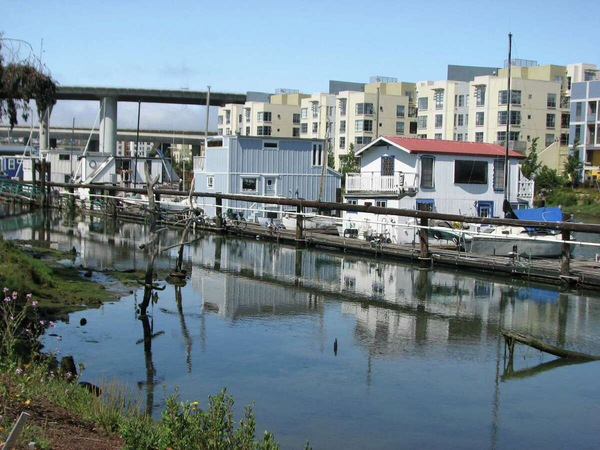 Answer: Mission Creek, San Francisco
