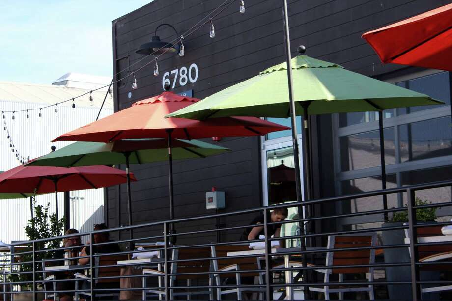 6. Woodfour Brewing Company  6780 Depot St.: Founded by master brewer Seth Wood and Olav Vier, Woodfour beers include the Berliner Weisse and the Sour Farmhouse Ale, guest beers and an array of bottled, international beers. Wood brews the handcrafted beer on the premises. Chef Matthew Williams sources fresh, local ingredients for his lunch and dinner menus. (707) 823-3144, www.woodfourbrewing.com. Photo: Stephanie Wright Hession / Special To The Chronicle / ONLINE_YES