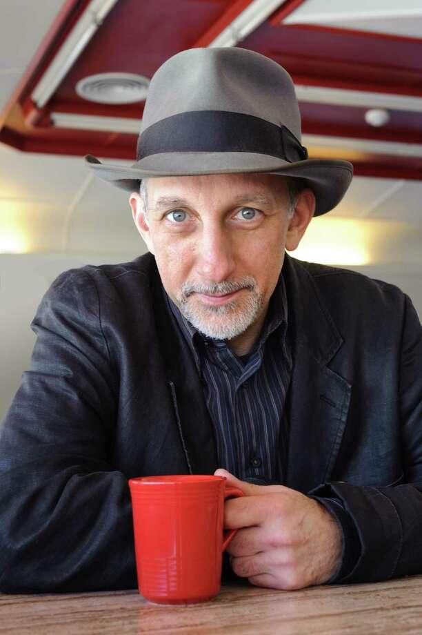 Seth Rogovoy (Photo by Sabina Curt) Photo: Sabina Curti / Sabina Curti