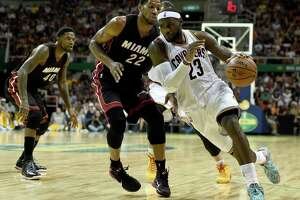 NBA preview, Jenkins: Rising Cavaliers are far from shoo-in - Photo