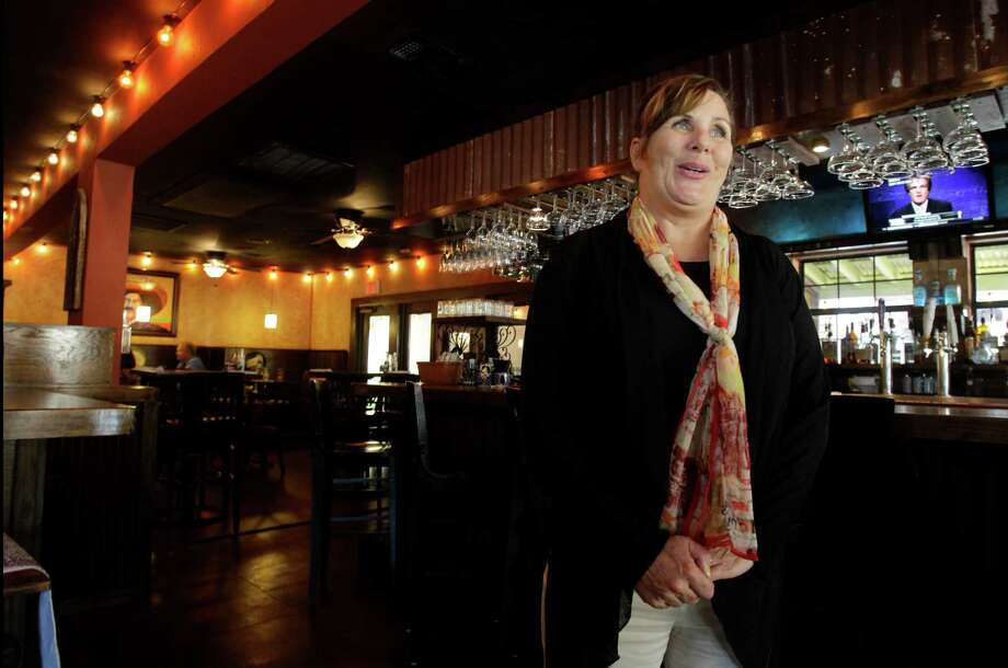 Restaurateur Laura Wilson, owner of Cisco's Salsa Co. in Old Town Tomball, started a petition to overturn a 1944 city ordinance preventing local businesses from selling certain kinds of alcohol. In Harris County, some cities and precincts still have restrictions on booze selling. Do you live in one of them?Read more: Margarita anyone? Old Town Tomball eyes end to liquor ban Photo: Melissa Phillip, Staff / © 2014  Houston Chronicle