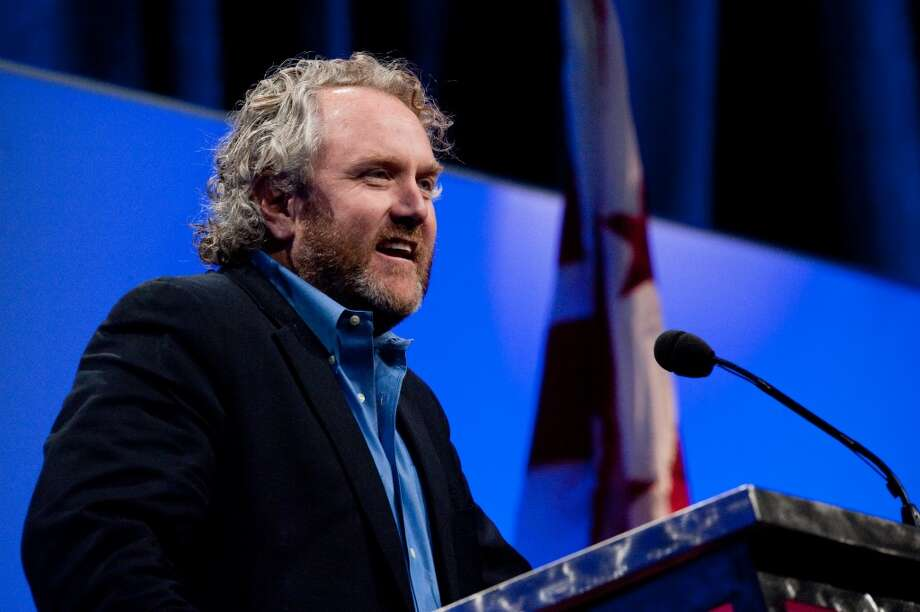 Breitbart founder, the late Andrew Breitbart. Photo: NICHOLAS KAMM, AFP/Getty Images