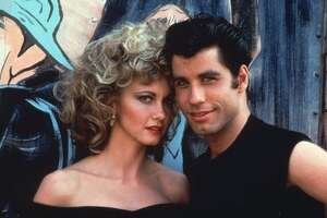Grease:   As much as we love the music, the cool '50s cars and John Travolta and Olivia Newton John as Danny and Sandy, the basic love story for the musical is as follows: Good girl meets bad boy; bad boy treats good girl poorly in front of friends then wins her back; couple continues to have conflicts over good girl vs. bad boy lifestyle choices until the good girl picks up some bad habits and dresses considerably more trampy. This is a terrible message for couples: leather pants will not solve all your relationship problems (just some of them).