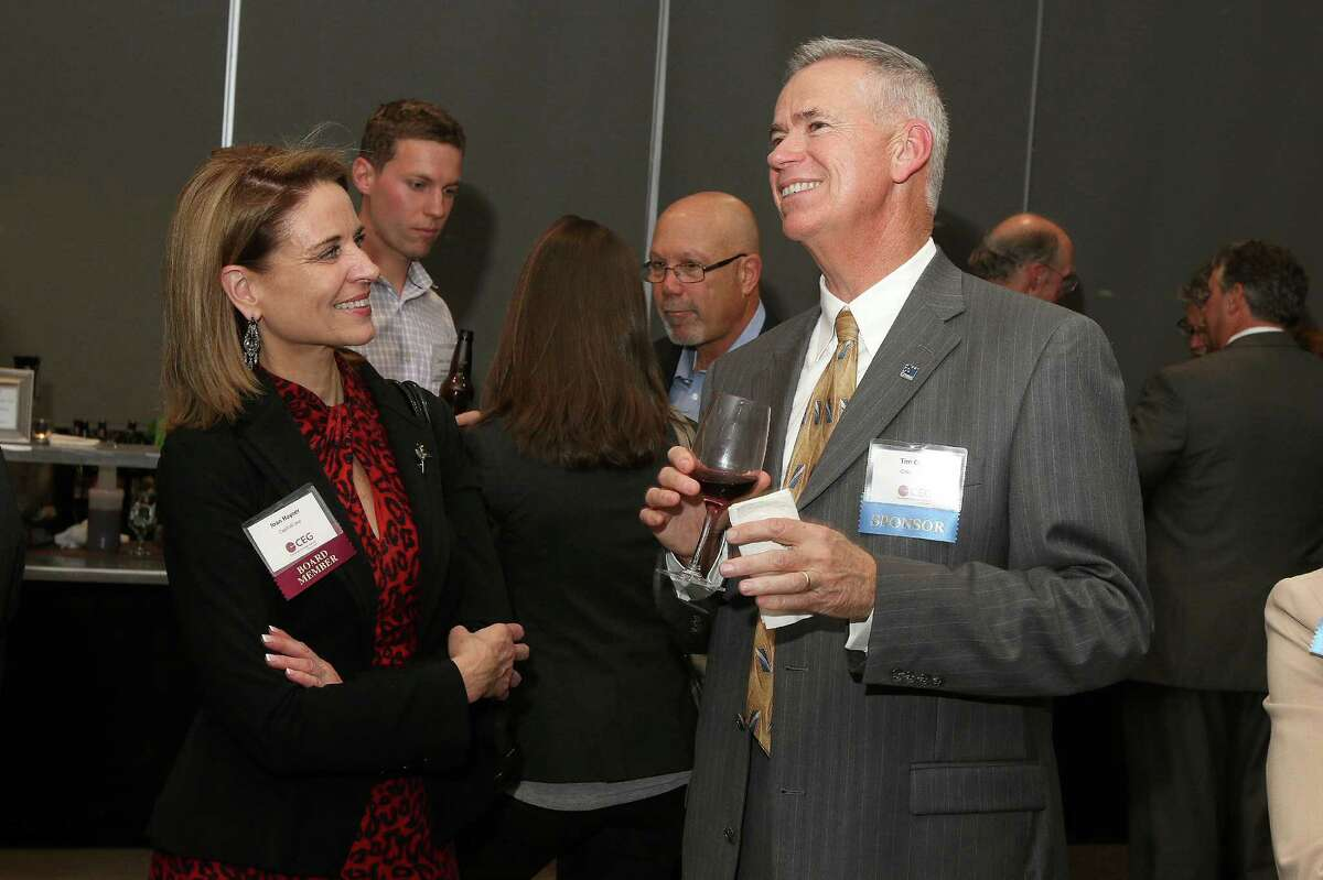 Were you Seen at the Center for Economic Growth's annual meeting at GlobalFoundries Fab 8 computer chip factory in Malta on Thursday, Oct. 23, 2014?