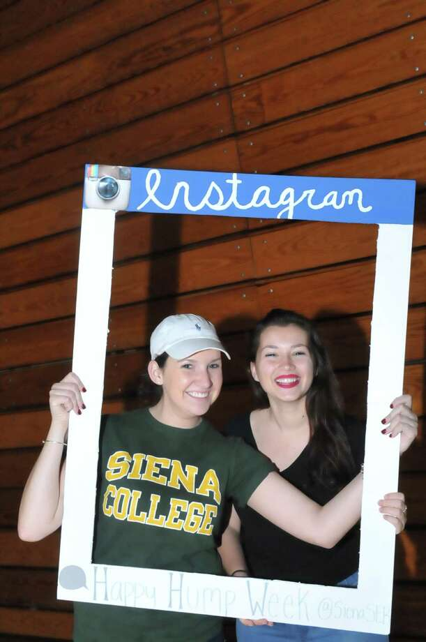 Were you Seen at Siena Madness, the annual kick-off to the basketball season held at the Alumni Recreation Center at Siena College in Loudonville on Thursday, Oct. 23, 2014? Photo: Siena College Communications