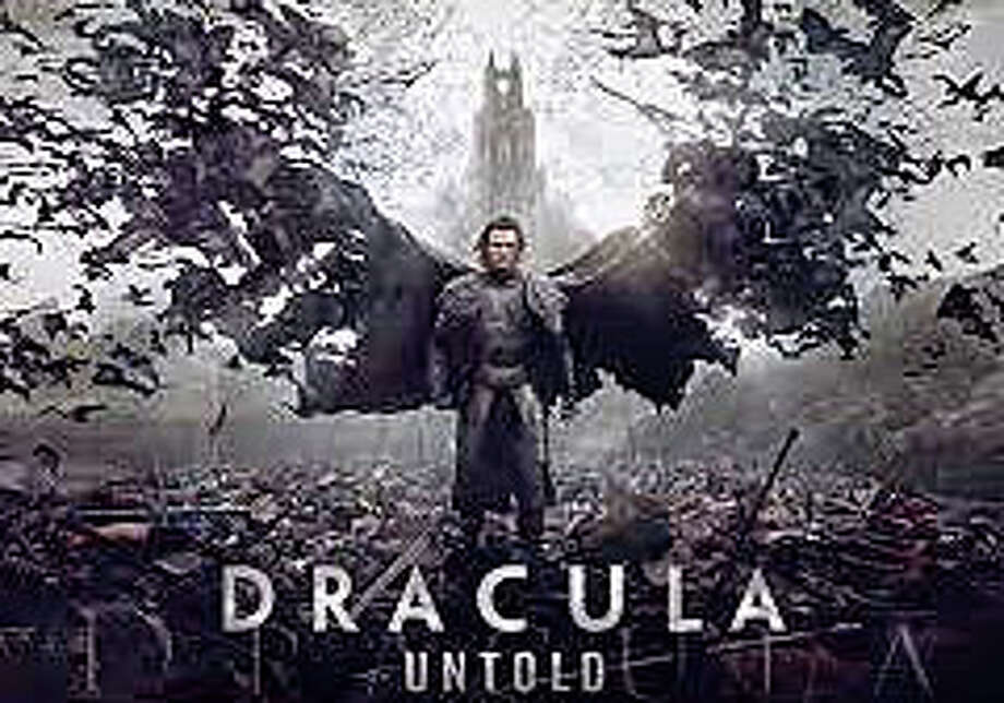 "The new movie ""Dracula Untold"" is a prequel to the well-known vampire legend. Photo: Contributed Photo / Westport News"