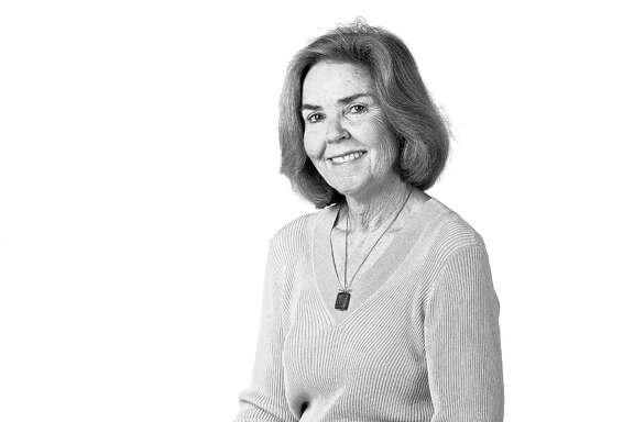 Columnist Kathy Huber photographed on Tuesday, Aug. 14, 2012, in Houston. ( Mayra Beltran / Houston Chronicle )