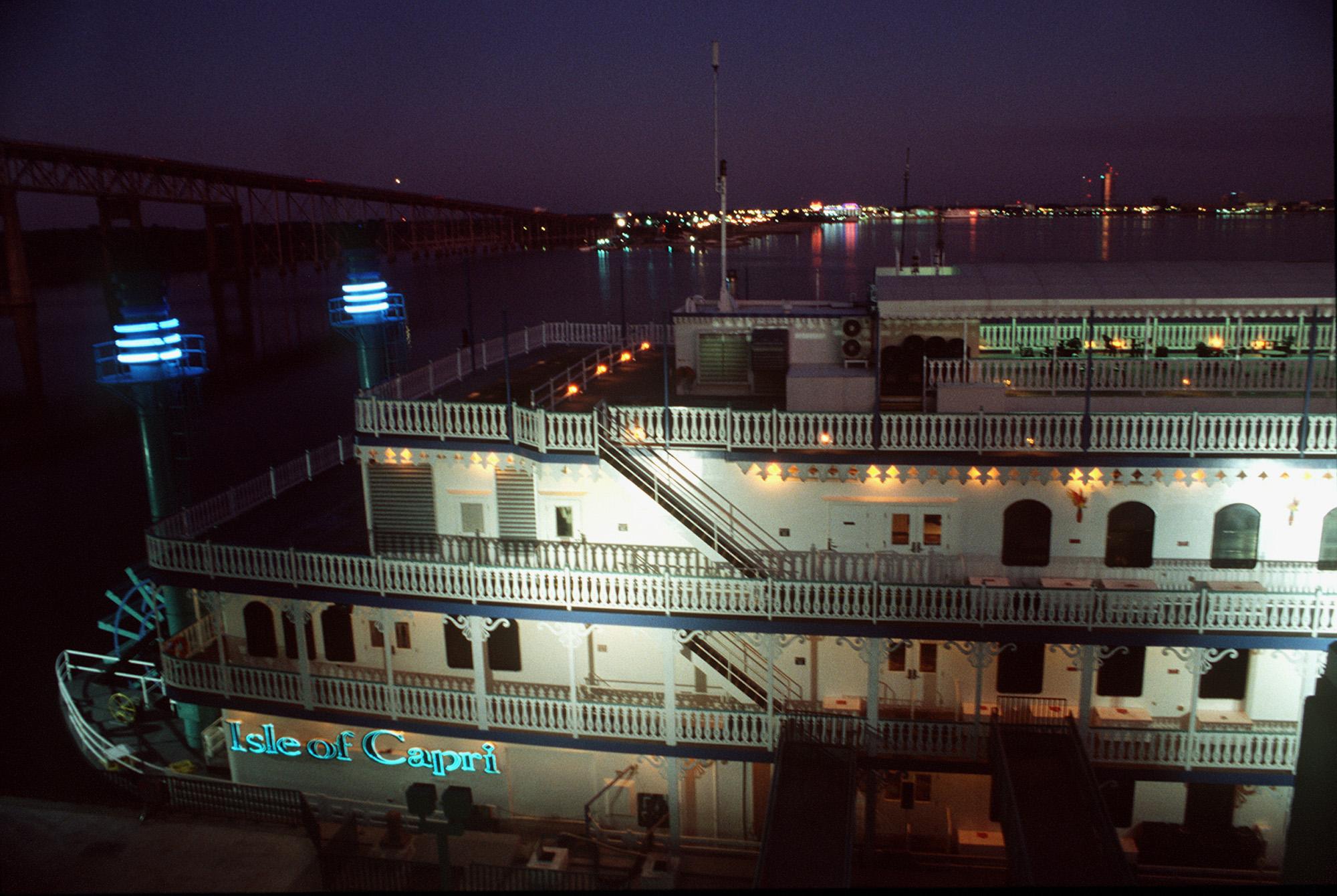 Gambling Ship Out Of Port Aransas
