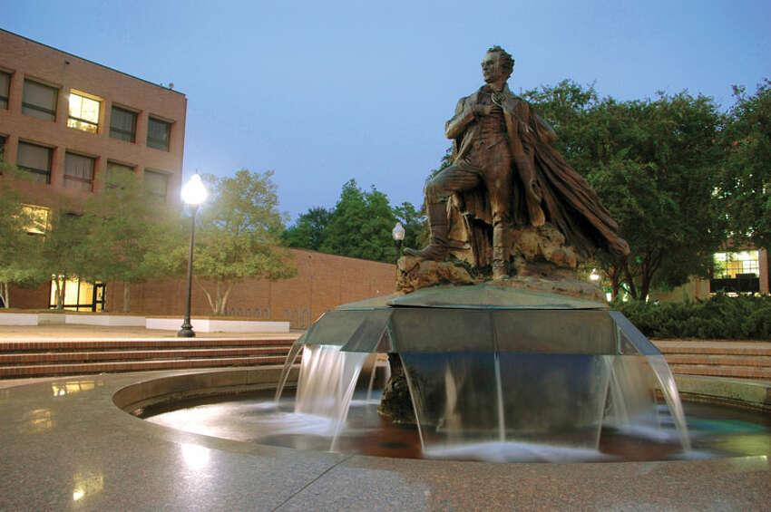 Stephen F. Austin State University Total tuition and fees (fall 2003):$1,821 Total tuition and fees (fall2013):$3,360 Percent change:85%