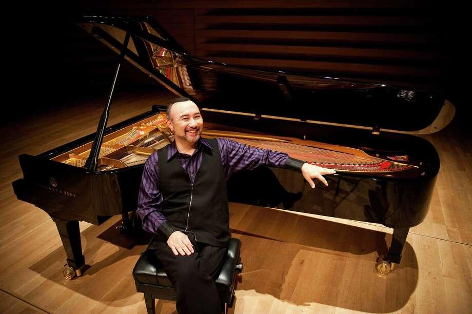 Jon Kimura Parker is a concert pianist, Professor of Piano at the Shepherd School of Music, Rice University. Photo credit: Tara McMullen Photo: Tara McMullen / handout