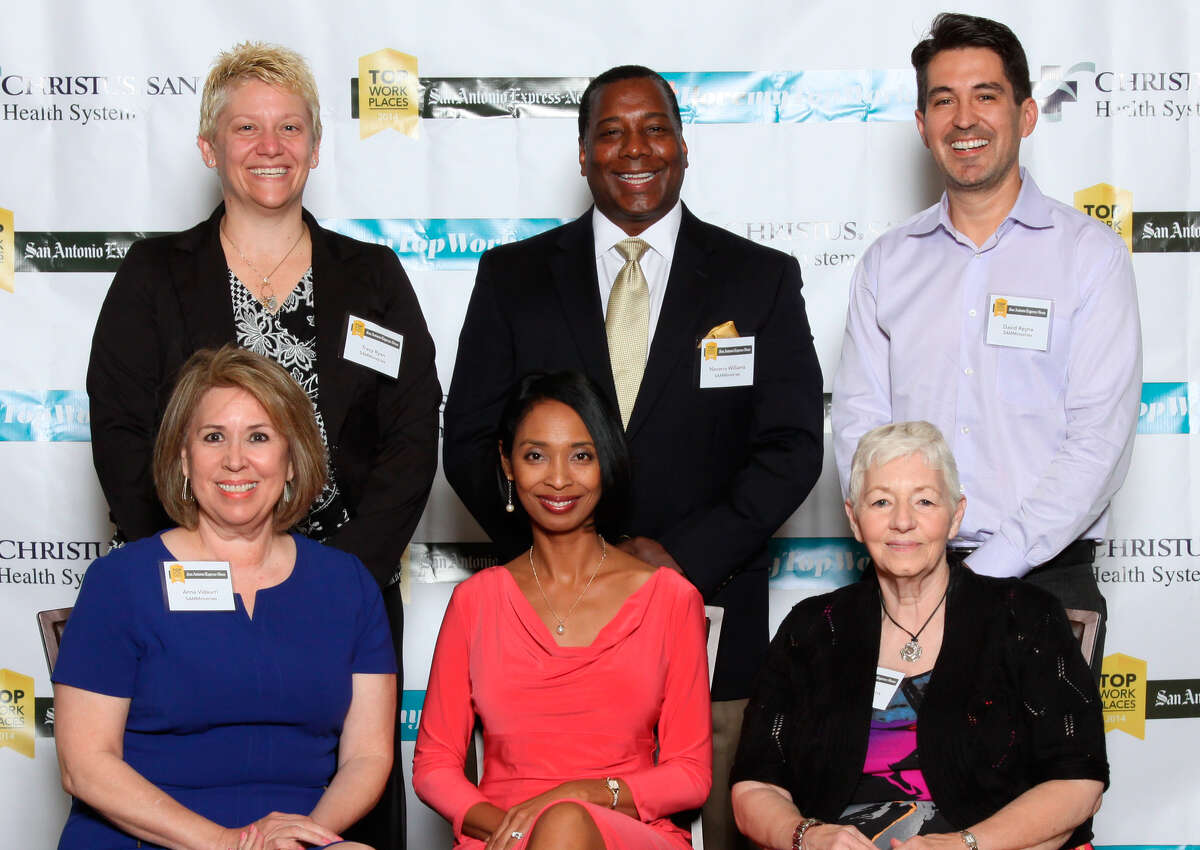 2014 Top Workplaces Luncheon in San Antonio, Texas