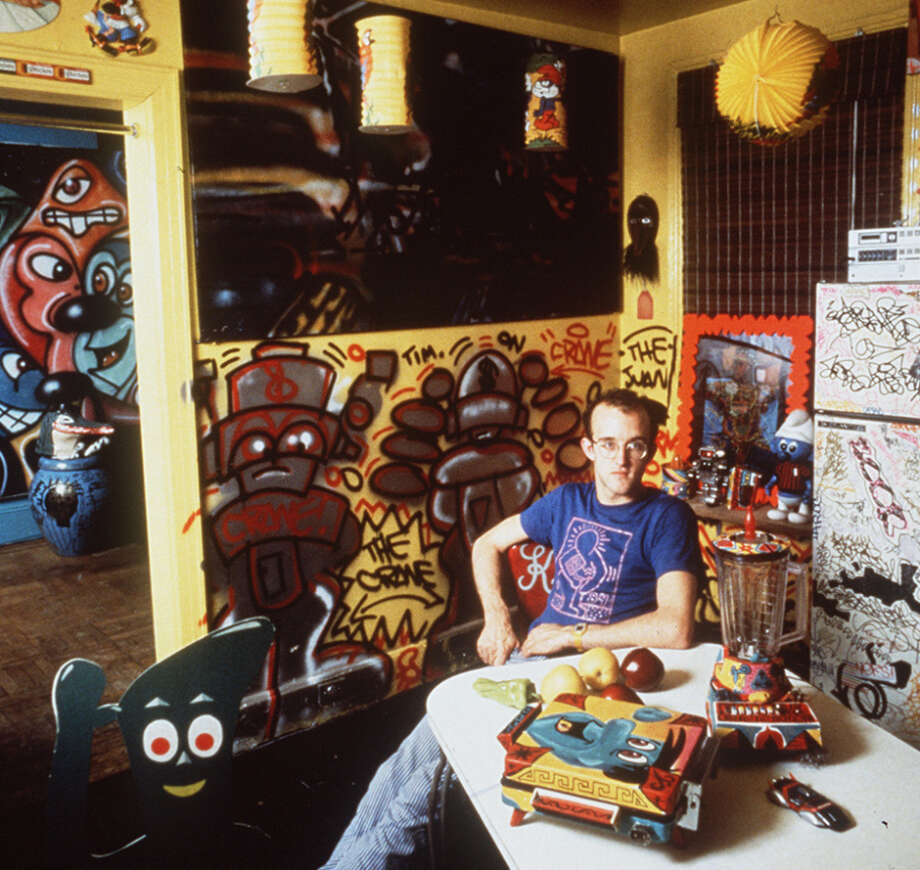 life and art of keith haring