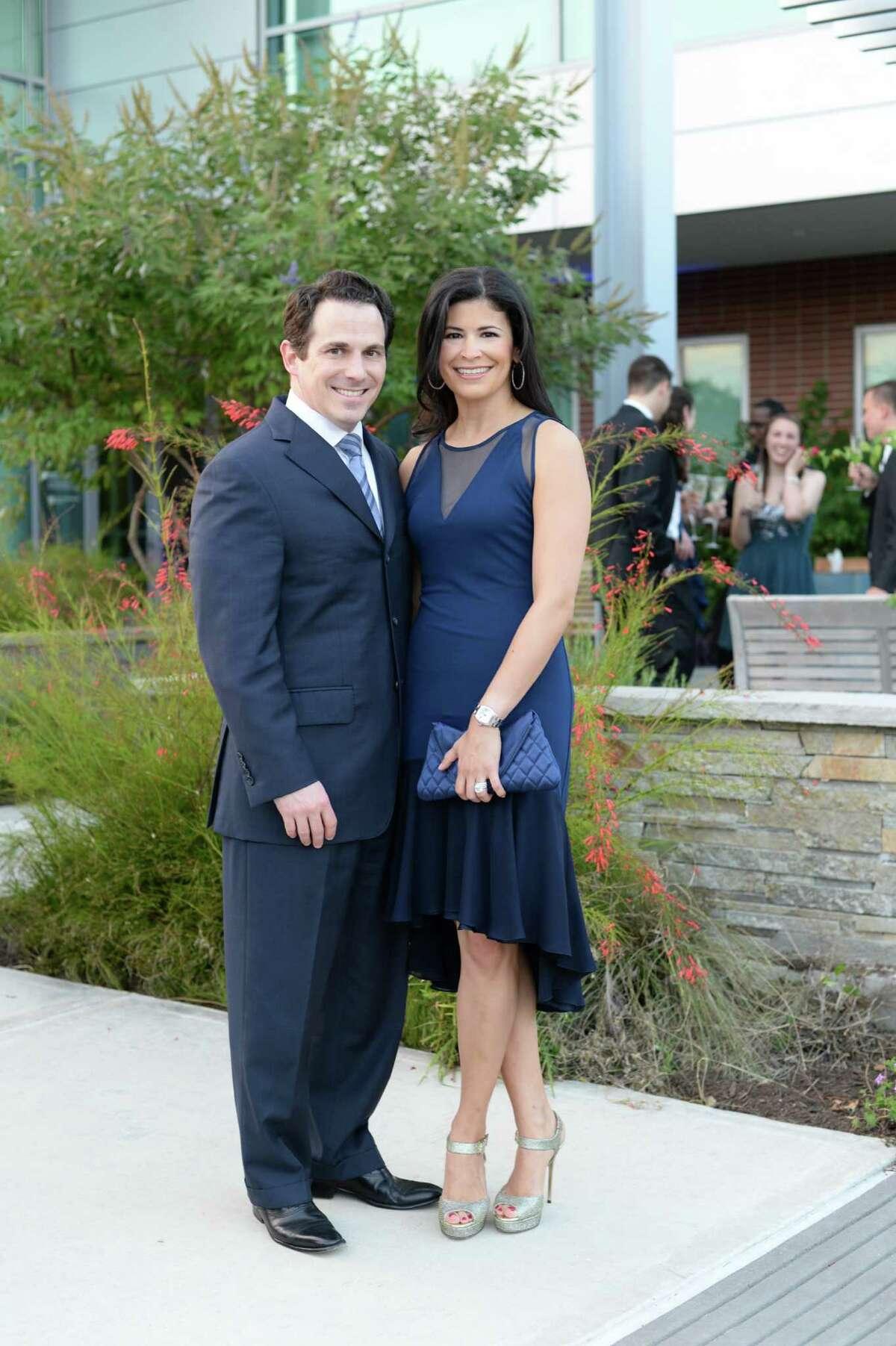 Chris and Kristy Bradshaw