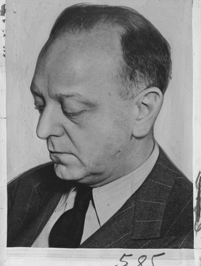 Composer Virgil Thomson spent much of the 1940s and '50s as the music critic for the New York Herald Tribune. Photo: Handout / ONLINE_YES