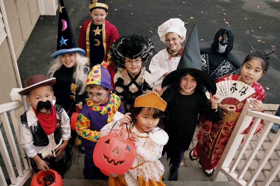 Candy fun: Where around the Bay Area do you take the kids trick-or-treating?