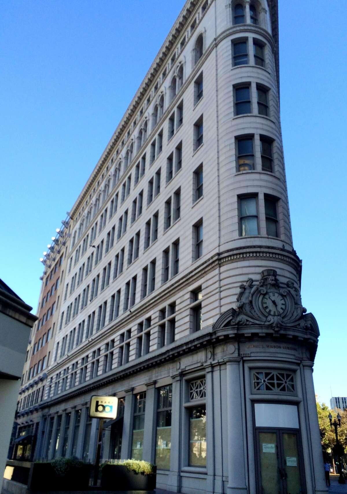 Laurel Book Store in downtown Oakland is located in the landmark 1907 Lionel J. Wilson Building.