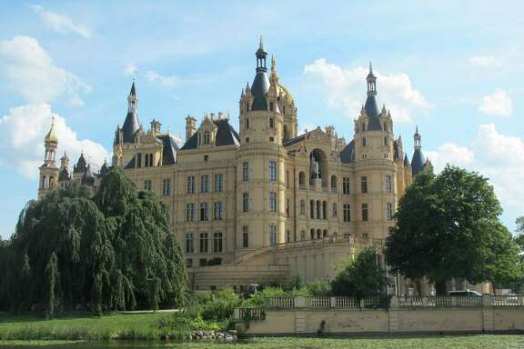 Chronicle reader Sandy Douglas of Bellaire submitted this vacation photo taken at Schwerin Castle in Schwerin, Germany.