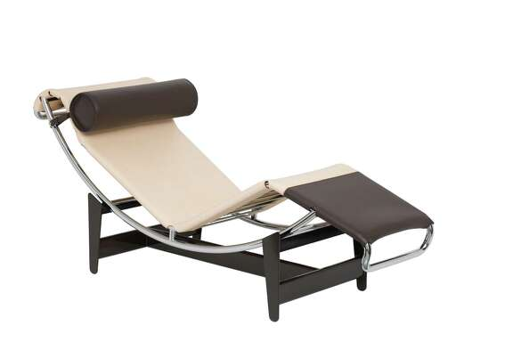 Cassina's new LC4 CP limited-edition lounger