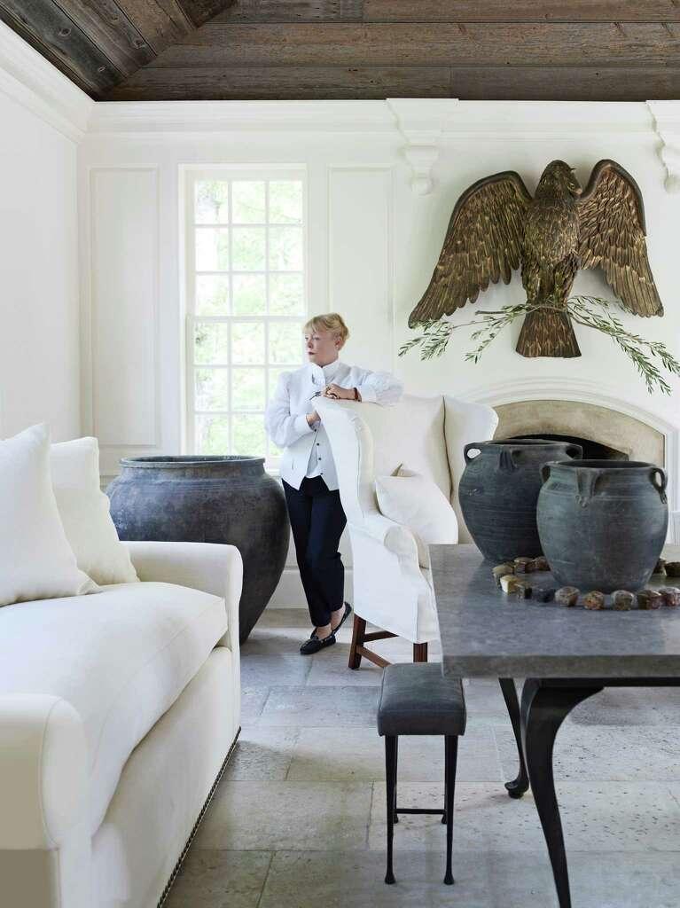 Atlanta Designer Nancy Braithwaite Will Appear At The Houston Design Centers Fall Market On Tuesday