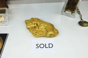 Giant gold 'Butte Nugget' sells to secret Bay Area buyer - Photo