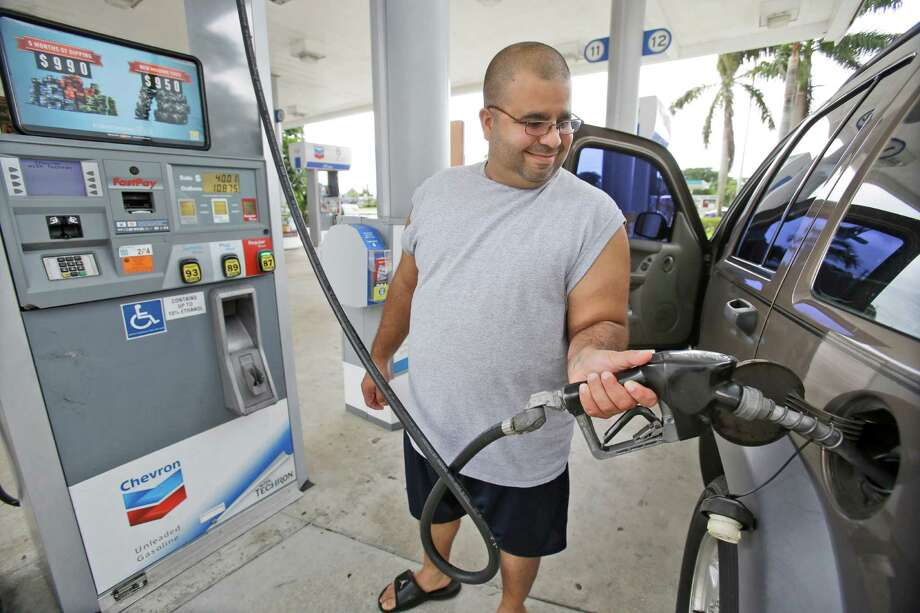 A reader says raising the gasoline tax is not the way to deal with our transportation problems, as a county officials has suggested. Photo: Wilfredo Lee / Wilfredo Lee / Associated Press / AP