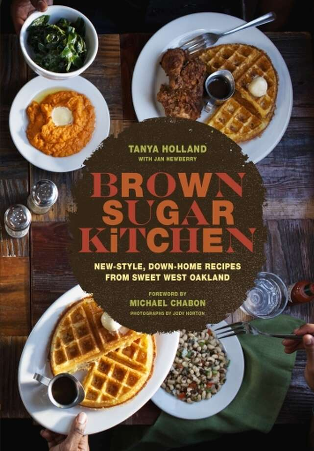 """Brown Sugar Kitchen"" cookbook, $29.95. Available at Nathan & Co, 4025 Piedmont Ave., Oakland, (510) 428-9638; and 5636 College Ave., Oakland, (510) 601-1677. www.nathanandco.com Photo: Brown Sugar Kitchen / ONLINE_YES"