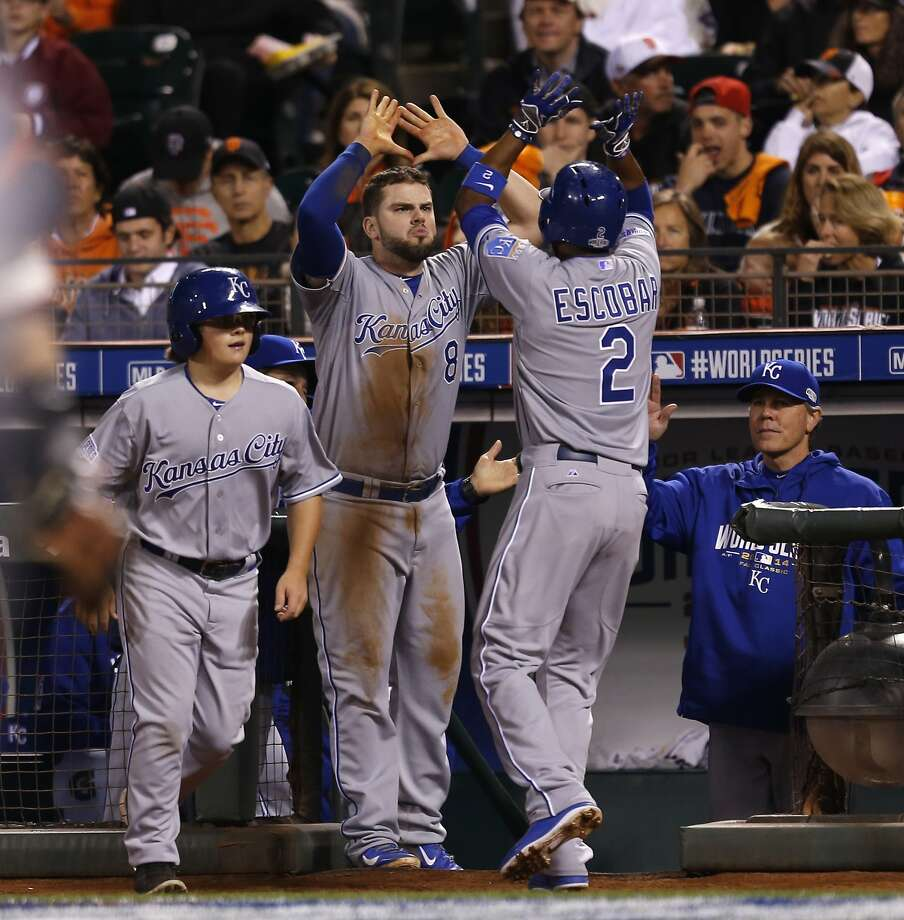 Royals Again Show Assets That Got Them Here, But That Can