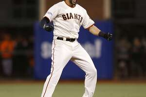 Michael Morse's impact powerful but fleeting in reserve role - Photo
