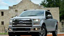 "Aileen Barraza, Ford's color and material designer, collected feedback on what customers wanted in its redesigned F-150. ""Houston and Texas consumers were kind of like the voice that inspired us,"" she said."
