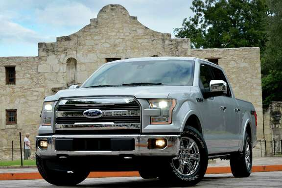 """Aileen Barraza, Ford's color and material designer, collected feedback on what customers wanted in its redesigned F-150. """"Houston and Texas consumers were kind of like the voice that inspired us,"""" she said."""