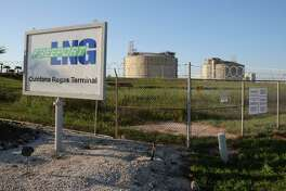 Construction could begin next month at the Brazoria County site of the Freeport LNG natural gas export plant, a major contractor says. (Photo by Thomas B. Shea: For the Houston Chronicle)