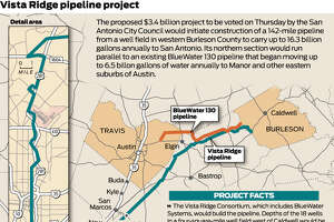 Vista Ridge pipeline parent company starts bankruptcy in Spain - Photo