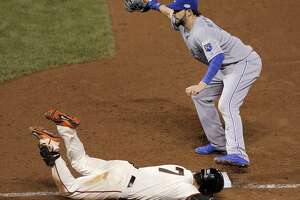 Trailing in World Series is new territory for Giants, fans - Photo