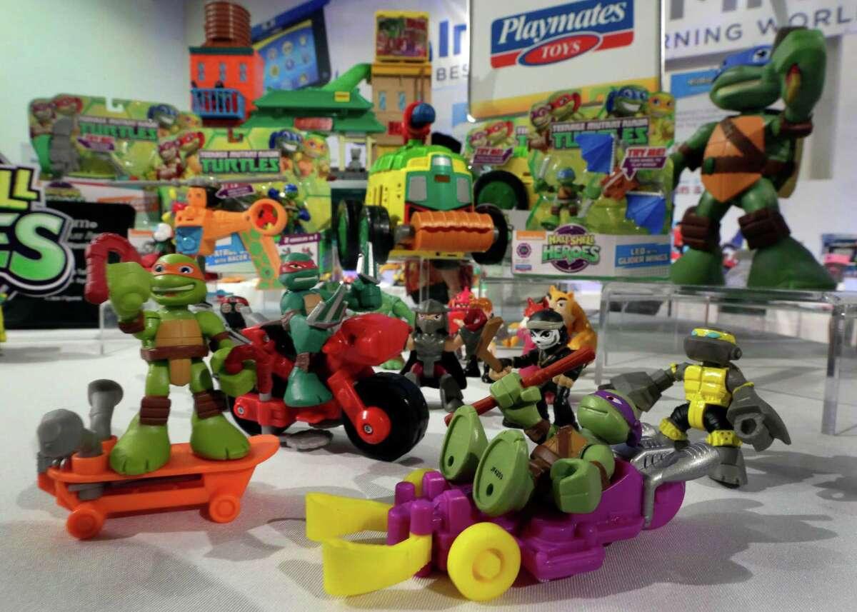 Boys No. 10 Teenage Mutant Ninja Turtles