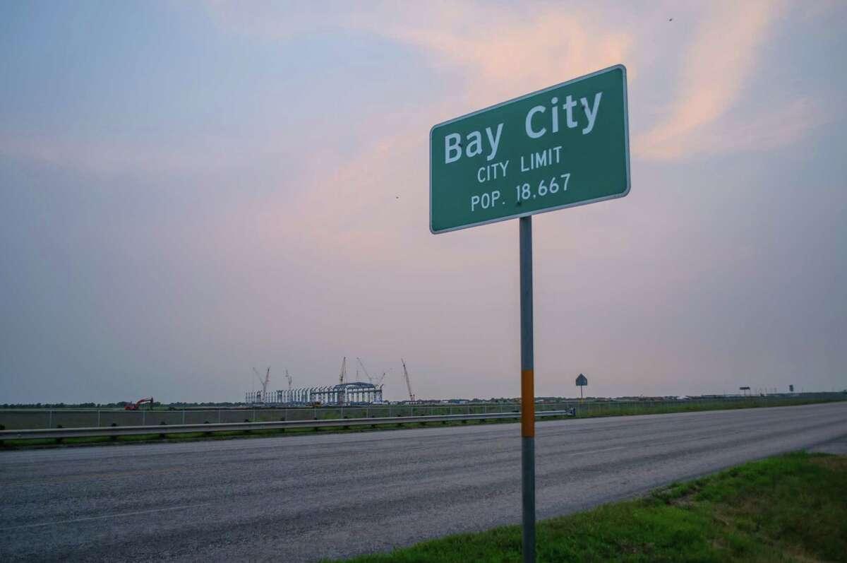 Tenaris is building a $1.5 billion seamless pipe mill in Bay City.